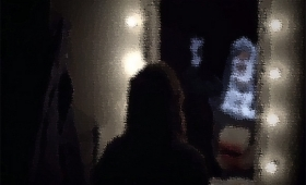 いわくつき。背筋も凍る恐怖映画「死霊館 エンフィールド事件」を見た後にこんなどっきりを仕掛けてみた。