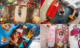 【興味深すぎ】世界各国の「一般人の寝室」を撮影した写真集が面白すぎる!!