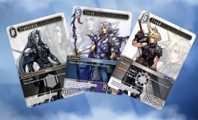 Oh No, The Final Fantasy Trading Card Game Launches In English Next Month