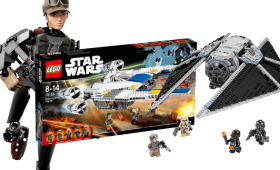 All The Rogue One Lego Star Wars Stuff Coming Out This Month