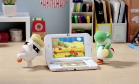 Announced during today's Nintendo Direct, Yoshi's Woolly World is coming to the 3DS on February 3rd,