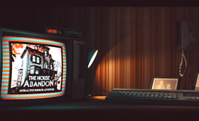 R.L. Stine Would Probably Love New Text Adventure The House Abandon