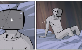Saga Is the Best Comic in the Universe Because It Shows You How Evil Robots Jack Off