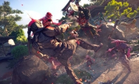 Shadow Warrior 2 will be out this October—October 13, to be exact—on PC.