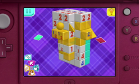 Picross 3D Round 2 is finally coming to 3DS… now!