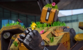 Bastion Wins Cosplay Of The Game