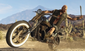 The Bikers update for Grand Theft Auto Online rides into town on October 4.
