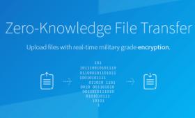 無料&「知識ゼロ」でも安全に最大2GBのファイルを暗号化して送信できる「DropSecure」
