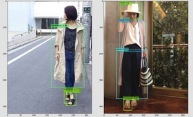 ナイスなファッションをしている人の画像から着ている服をディープラーニングで特定して検索可能に