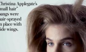 3分で過去100年に流行した「前髪の歴史」をサクッと見ることが可能なムービー「100 Years of Bangs」