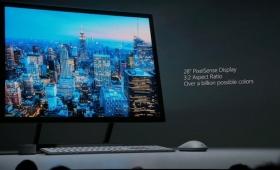 見てろよ、iMac…これがクリエイター向けの新「Surface Studio」デスクトップPCだ!