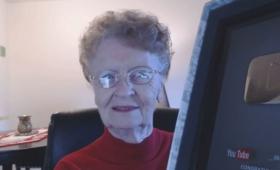 Grandmother Who Plays Skyrim Has Made Over 300 Videos