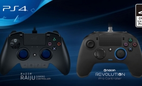 Sony Announces New Third-Party PS4 Controllers