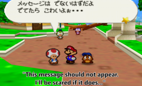 16 Years Later, Fans Find Secret Messages Hidden In Paper Mario