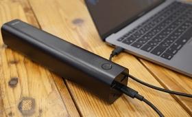 MacBook Proも充電できる大型モバイルバッテリー【今日のライフハックツール】
