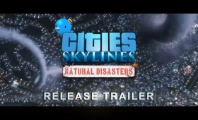 Cities: Skylines—Natural Disasters is available today.
