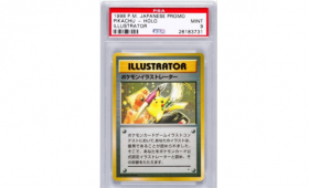 Rare Pokémon Card Just Sold For $54,970