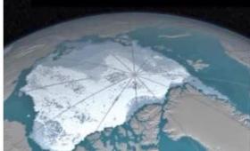 【愕然!】北極の海氷、32年前とのビフォーアフターがヤバい!それを受けた海外の声は