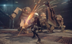 The Nier: Automata Demo Lets Players Kill Themselves By Unequipping An Item