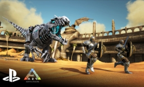 Ark: Survival Evolved launches on PlayStation 4 December 6.