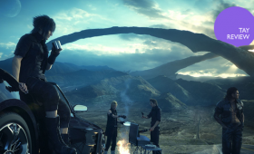 Today's selection of articles from Kotaku's reader run community: Final Fantasy XV: The TAY Review •