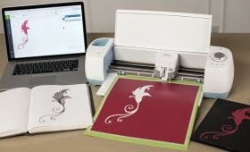 DIY Your Own Vinyl and Iron On Designs With This Cricut Explore Air Premium Bundle