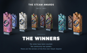 Here Are The 2016 Winners Of The First Ever Steam Awards