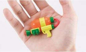 Teeny Tiny Splatoon Guns