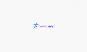 AIを活用したタイピング練習サイト「Typing Bolt」