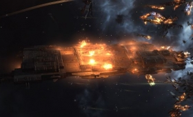 EVE Online Players Destroy $13,000 Worth of Ships In A Surprise Attack