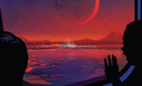 そこにいるかもしれない異星人に思いをはせて。7つの地球型惑星発見記念にNASAが公開したトラベルポスターやファインアート