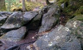 Thorsen Creek Petroglyphs.