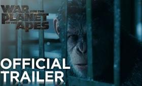 地球の支配を巡って猿と人間が決戦を迎える「猿の惑星:聖戦記(グレート・ウォー)」予告編公開