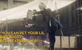 Nier: Automata, As Told By Steam Reviews