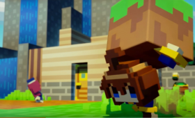 Nippon Ichi Software Launches Teaser That Looks Like Minecraft