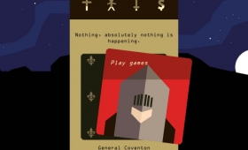 Reigns, a game about ruling a kingdom through an interface that's basically Tinder, just got a big u