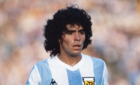 Diego Maradona Wants To Sue Konami