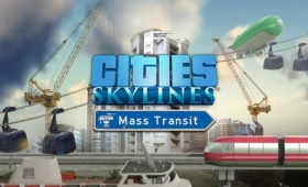 Cities: Skylines will get a mass transit expansion that adds cable cars, ferries, blimps, and new co