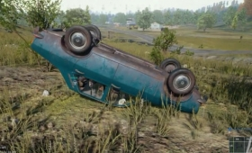PlayerUnknown's Battlegrounds Players Win Match By Staying In Their Own Flipped Car
