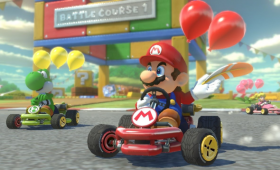 Little Girl Finally Gets To Play Mario Kart 8 Thanks To Smart Steering