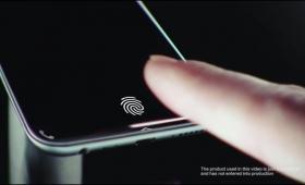 中国VIVOがディスプレイ埋め込み型の指紋認証センサー技術を公開。スマホのテンプレとなるか?