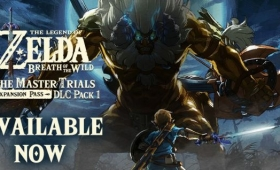 The first DLC pack for The Legend of Zelda: The Breath of the Wild is now available.