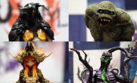 ゼットン・ジャミラ・ケムール人などのウルトラ怪獣たちが見たこともないくらいスタイリッシュ&凶悪に変身