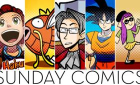 Sunday Comics: Fragile As Eggs