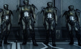 The New Final Fantasy XV Invincible Suits Look Terrifying