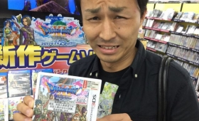 Long Lines And Sell-Outs For Dragon Quest XI In Japan