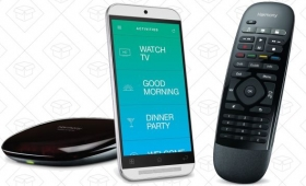 Back In Stock: This $70 Harmony Remote Includes The All-Powerful Harmony Hub