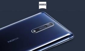 デュアルカメラ搭載のフラッグシップ端末「Nokia 8」正式発表。ZEISSレンズの実力やいかに?