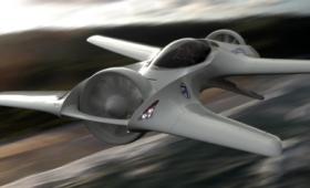 あのデロリアンがいよいよ現実にテイクオフ!?デロリアンの開発者の甥が空飛ぶ車「DR-7」が鋭意開発中