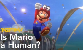 We Asked New Yorkers If Mario Is Human